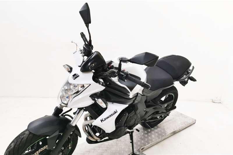 Kawasaki ER650N 2016