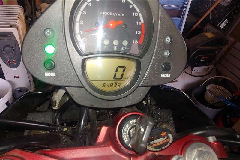 2008 Kawasaki ER6N