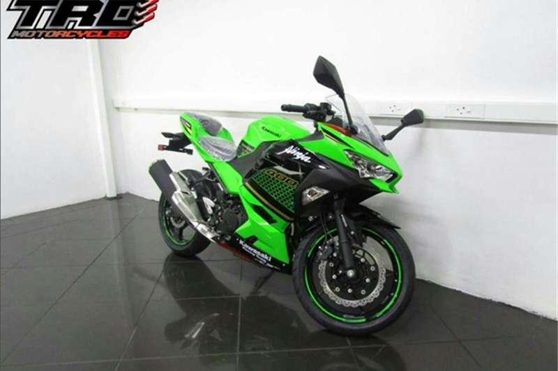 Kawasaki EX 400 2019