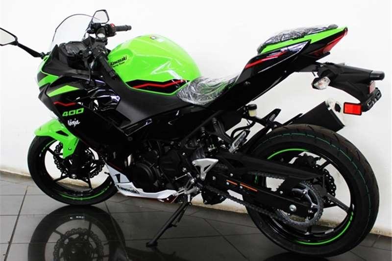 Used 2021 Kawasaki EX