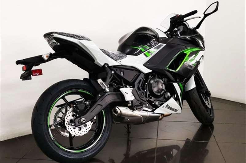 2021 Kawasaki EX