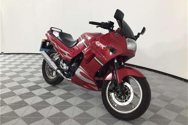 Kawasaki GPX 2007