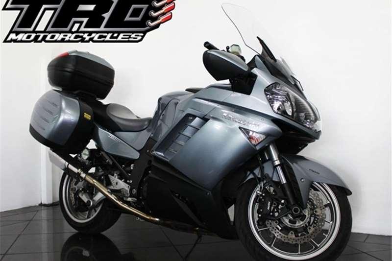 Used 2007 Kawasaki GTR1400