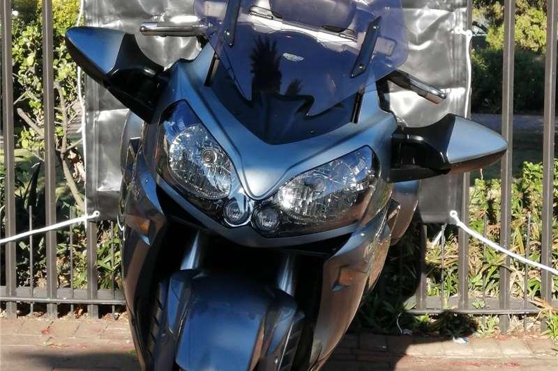 Used 2008 Kawasaki GTR1400