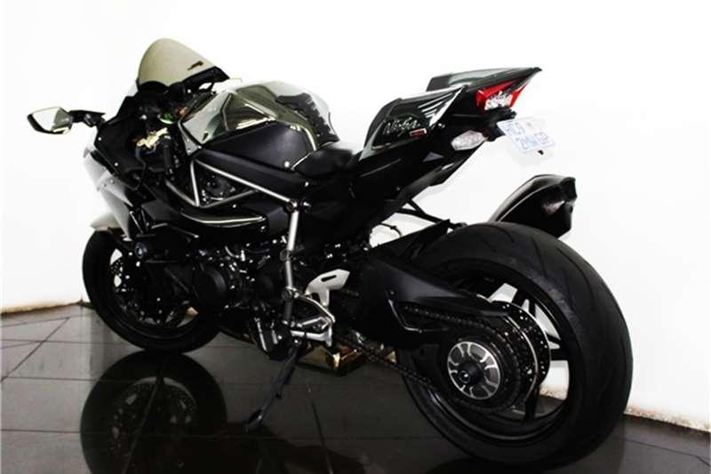 Kawasaki H2 1000 2017