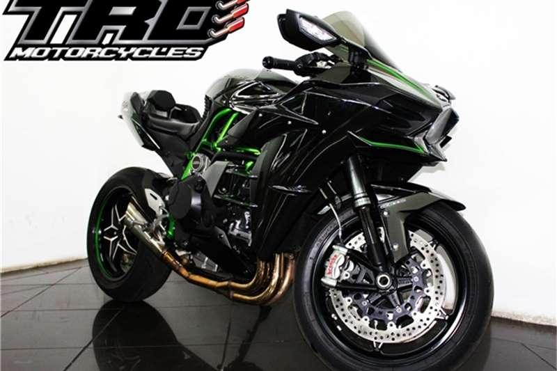 Kawasaki H2 2015