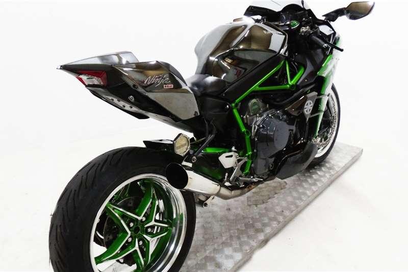 Used 2015 Kawasaki H2