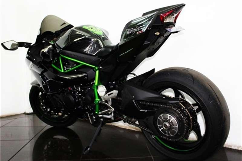 Kawasaki H2 2016
