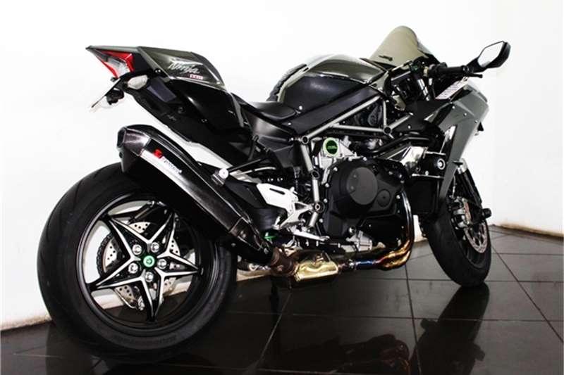 Used 2016 Kawasaki H2