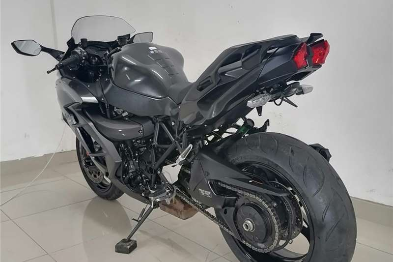 Kawasaki H2 2018