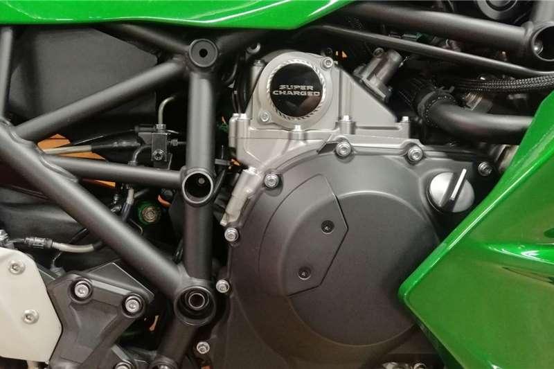 2018 Kawasaki H2