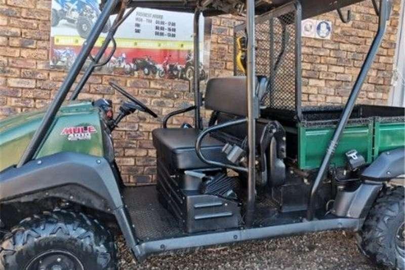 Used 0 Kawasaki KAF620E Mule3010 4x4