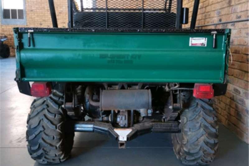 0 Kawasaki KAF950B Mule3010 Diesel