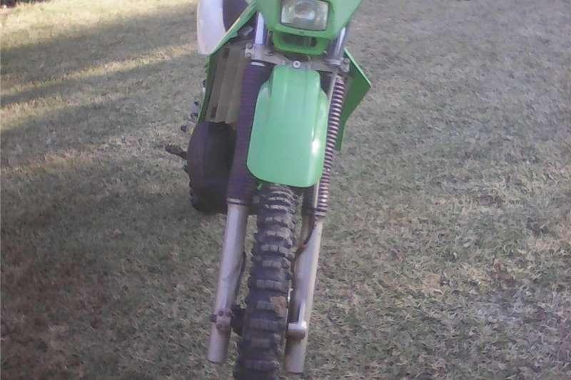 1997 Kawasaki KDX200H