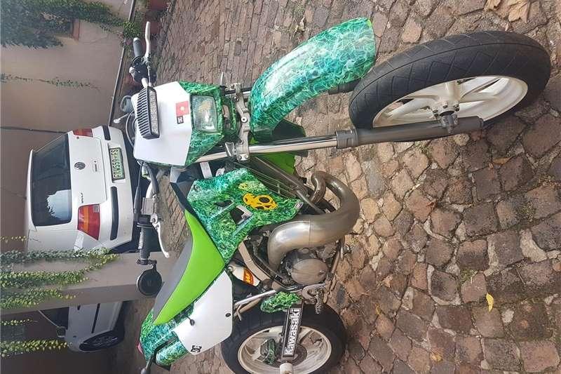Kawasaki KDX200H 2000