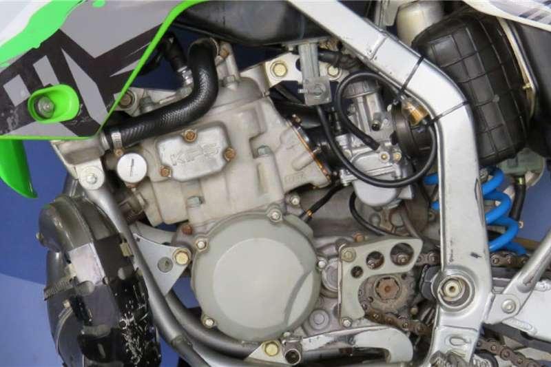 Kawasaki KDX200H 2004