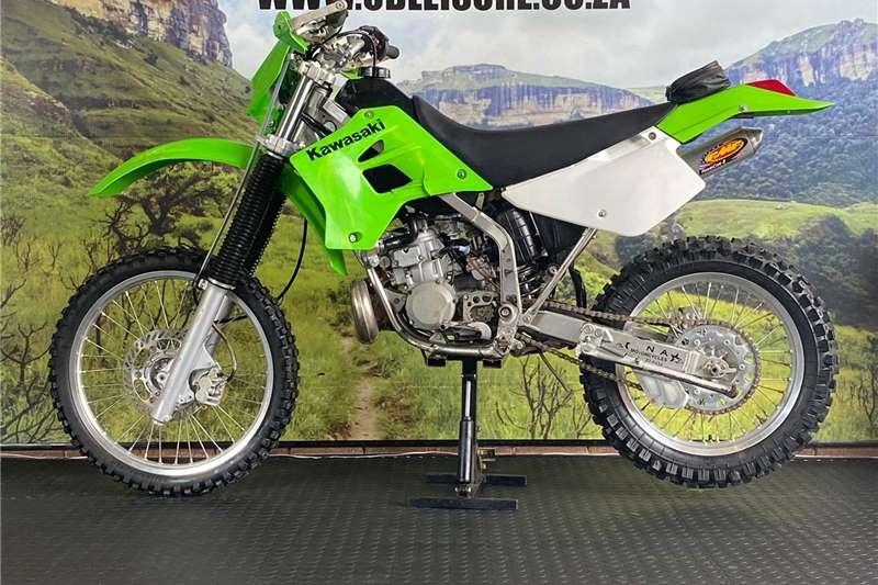 Used 2005 Kawasaki KDX200H