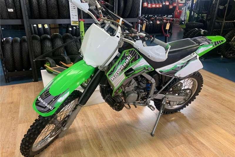 Kawasaki KDX200H 2006