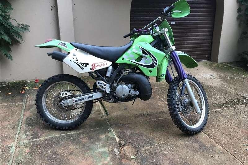 Kawasaki KDX200H 2007