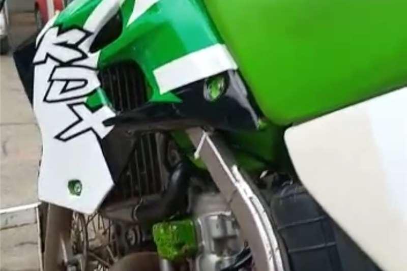 Kawasaki KDX200H 0