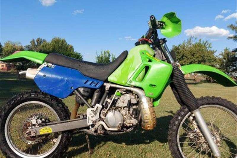 Used 0 Kawasaki KDX200H