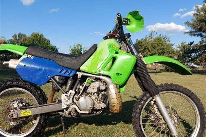 0 Kawasaki KDX200H