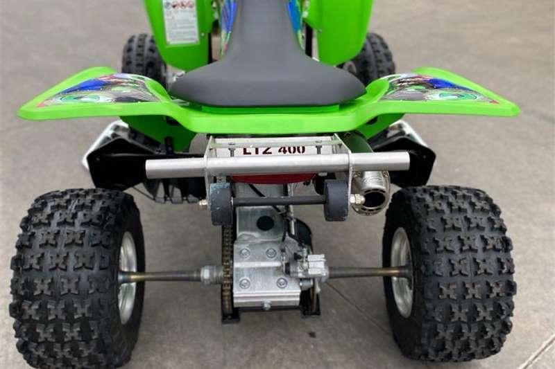 Used 2005 Kawasaki KFX
