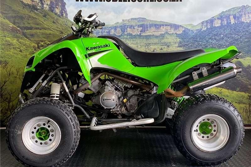 Used 2007 Kawasaki KFX