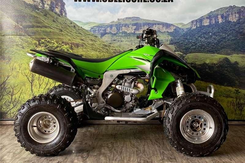 Kawasaki KFX 2008