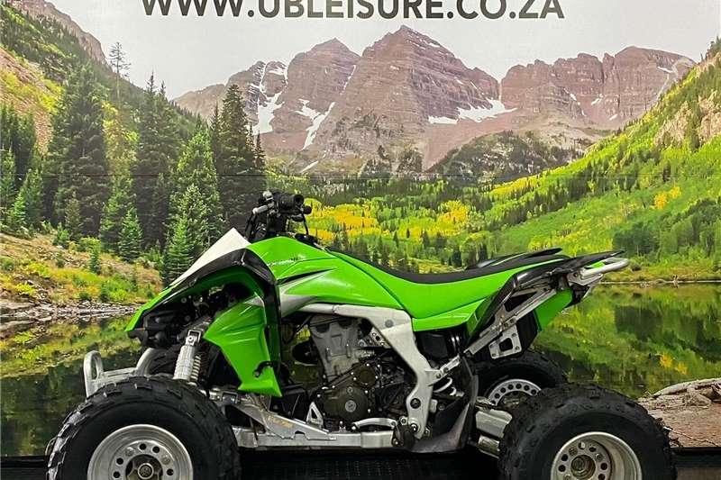 Used 2008 Kawasaki KFX