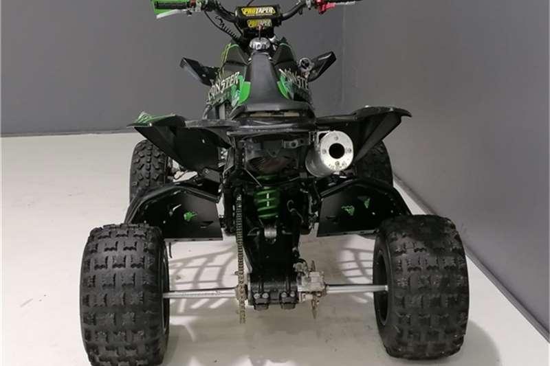 Kawasaki KFX 450R 2007
