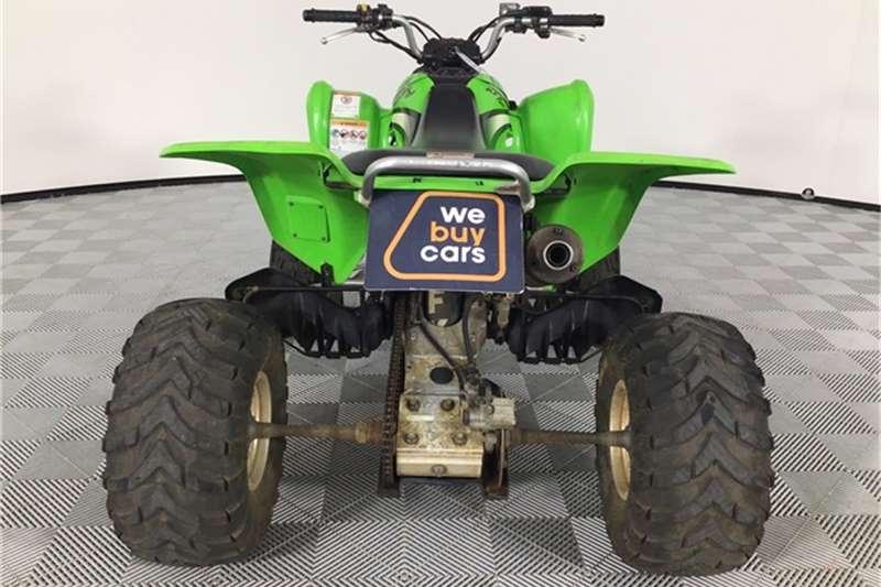 2004 Kawasaki KFX
