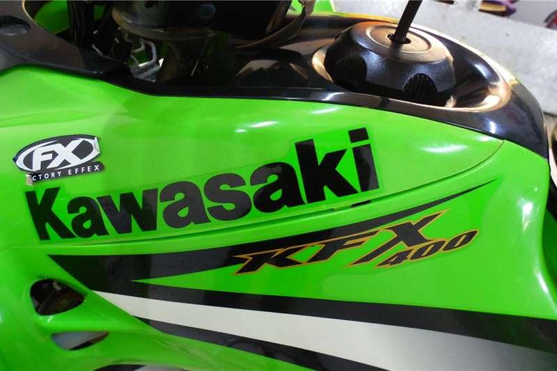 Used 2005 Kawasaki KFX450R (KSF450B8F)