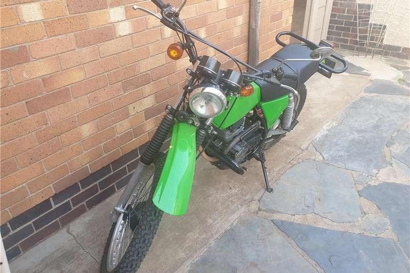 Used 1984 Kawasaki KL