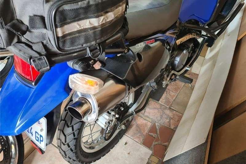 Kawasaki KL 2009