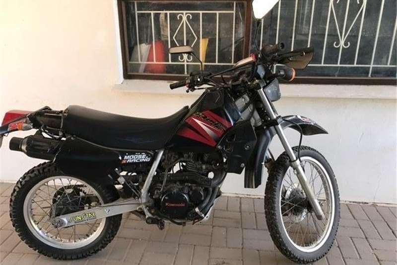Kawasaki KL 2014