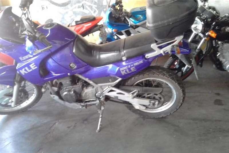 2006 Kawasaki KLE