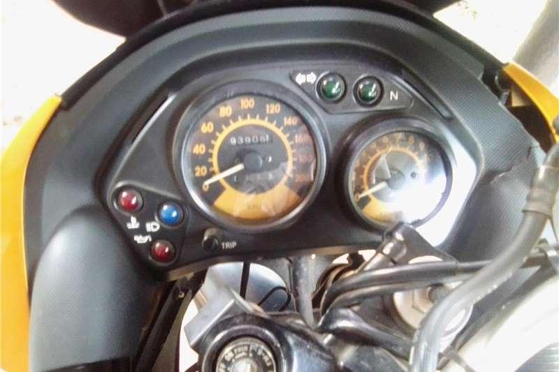 Kawasaki KLE 2007