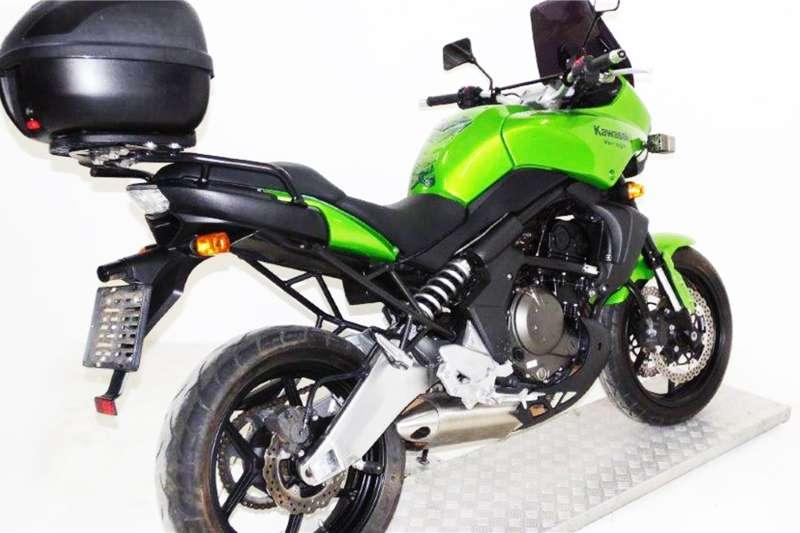 Kawasaki KLE 2009
