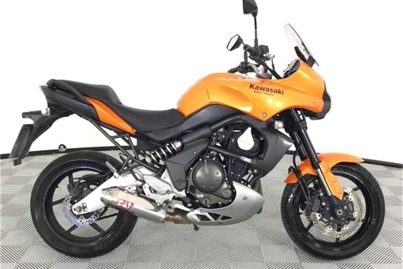 Used 2010 Kawasaki KLE