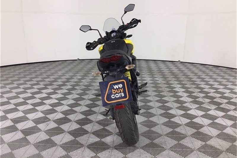 Kawasaki KLE 2015