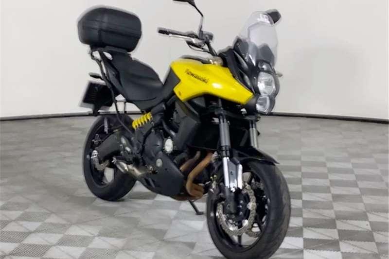 Used 2016 Kawasaki KLE