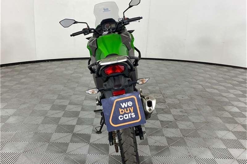 Used 2018 Kawasaki KLE