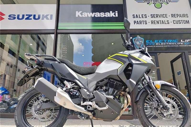 Kawasaki KLE 2020
