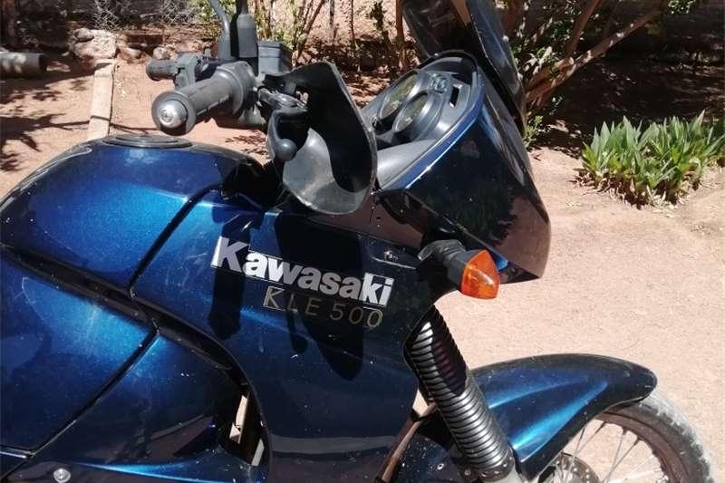 Used 2007 Kawasaki KLE