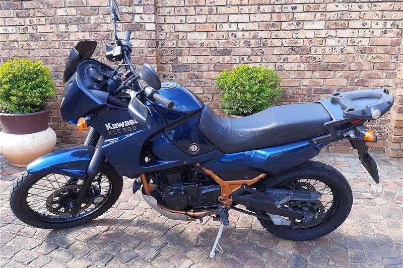 0 Kawasaki KLE