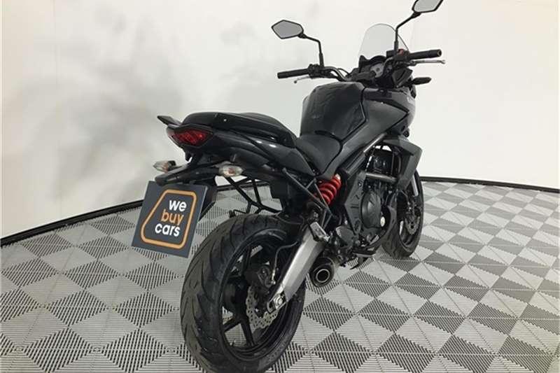 2015 Kawasaki KLE
