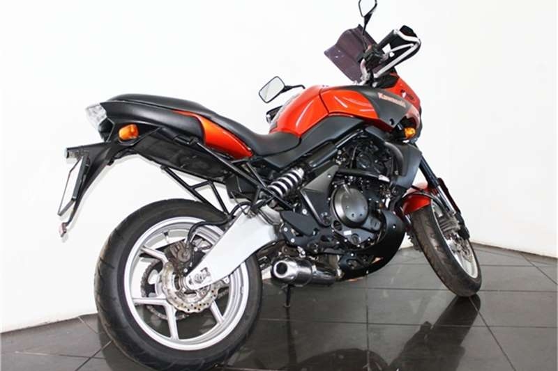Used 2006 Kawasaki KLE650 Versys