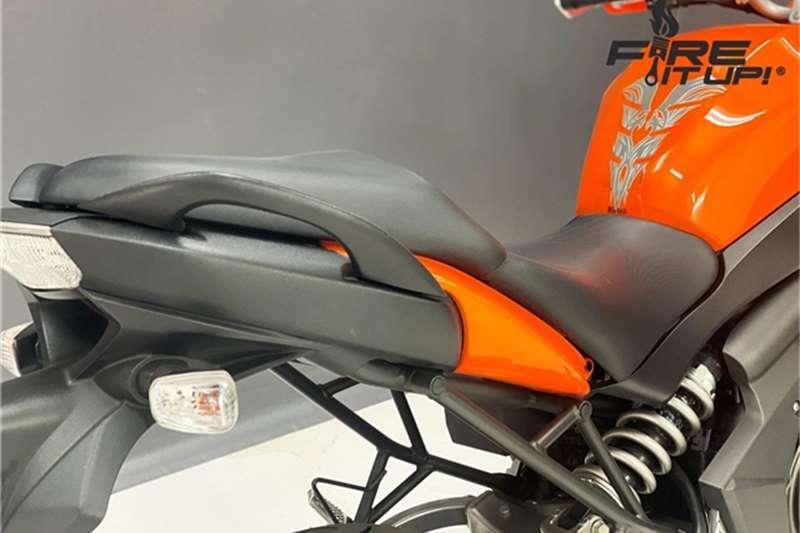 Kawasaki KLE650 Versys 2010