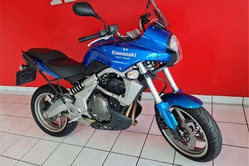Kawasaki KLE650 Versys 2011